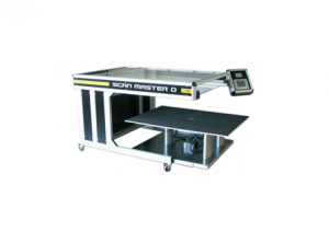 scan master 0 3650: with motorized bookcradle 50 cm