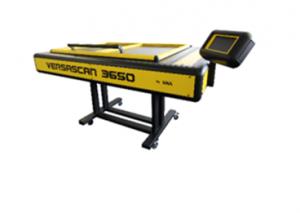 versascan 3650: a0 + flatbet scanner for maps