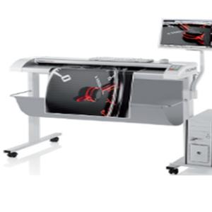 hình ảnh mô phỏng bộ máy scan hoàn chỉnh