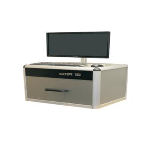 sma 16 (máy + đầu ghi tiêu chuẩn 16 mm, phần mềm, máy trạm)